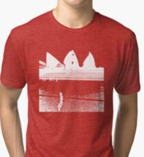 opera tee two Tri-blend T-Shirt