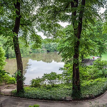 Central Park Serenity Now by RayW