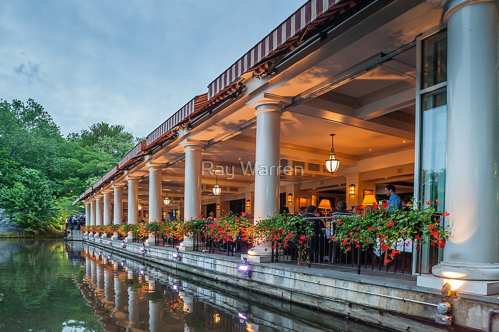Fine Dining Central Park by Ray Warren