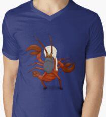 Iraq Lobster Men's V-Neck T-Shirt