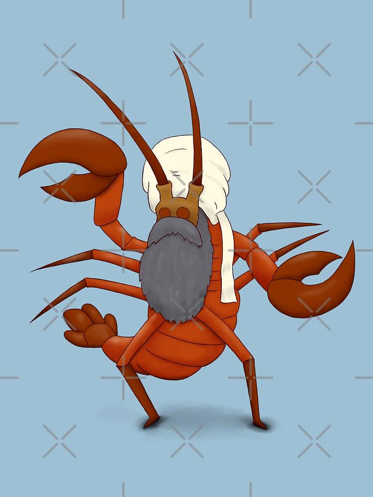 Iraq Lobster   Unisex T-Shirt