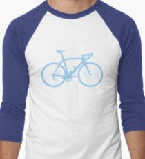 Bike Light Blue (Big) T-Shirt