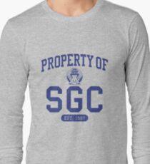 Property of SGC Long Sleeve T-Shirt