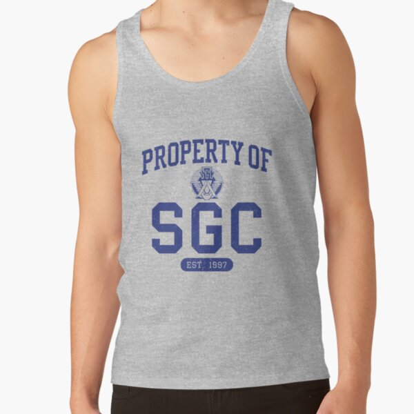 Property of SGC Tank Top