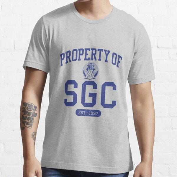 Property of SGC Essential T-Shirt