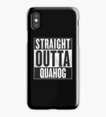 Straight Outta Quahog - The Family Guy iPhone Case