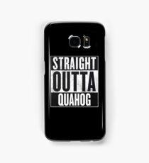Straight Outta Quahog - The Family Guy Samsung Galaxy Case/Skin