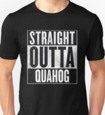 Straight Outta Quahog - The Family Guy T-Shirt