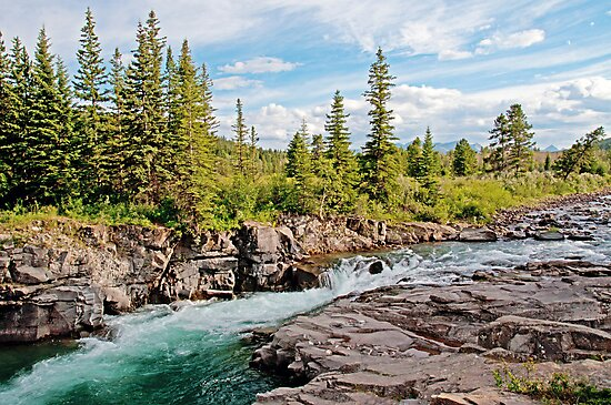 SUMMER IN ALBERTA by Raoul Madden
