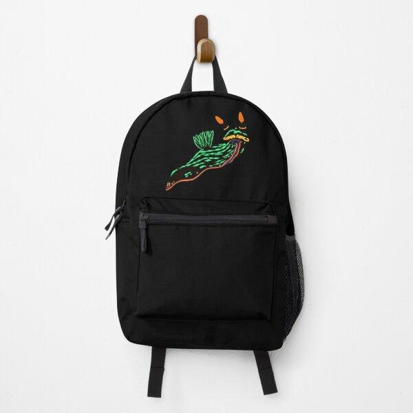 Retro Nudi (black background) Backpack