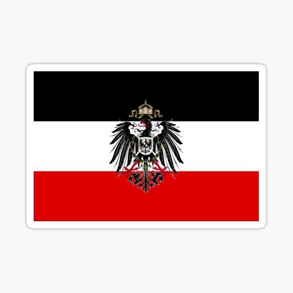 German Empire Sticker