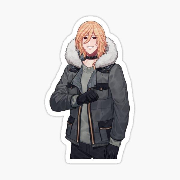 cold_hio Sticker