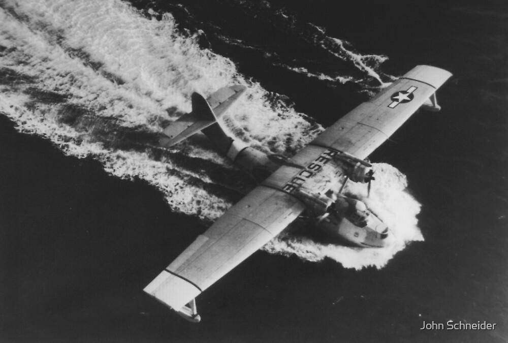 USCG PBY Catalina by John Schneider