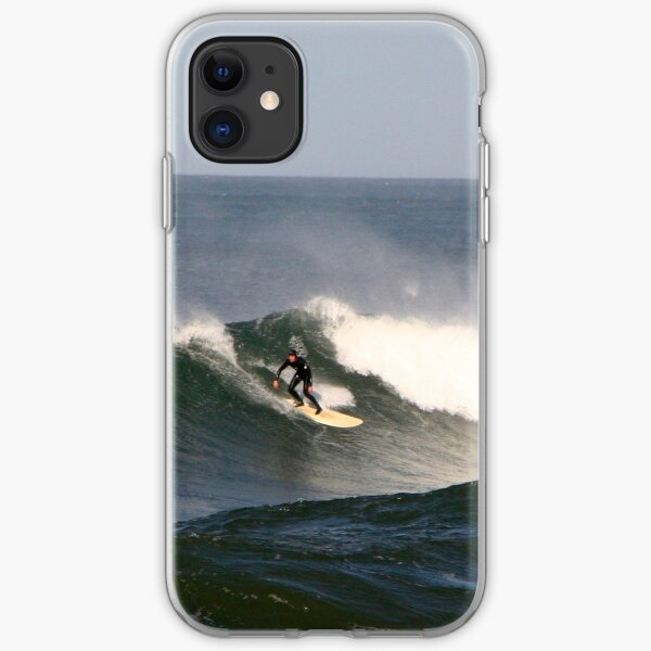 Australian Surfer iPhone Soft Case