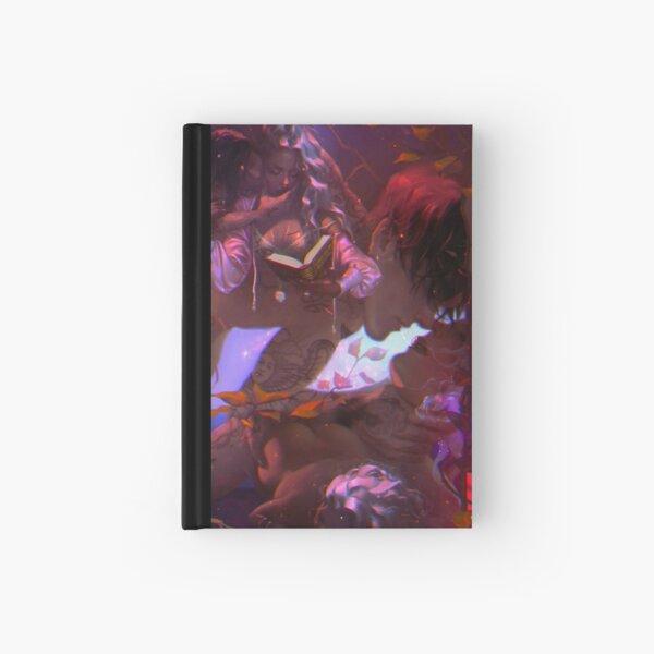 Dark Romance Hardcover Journal
