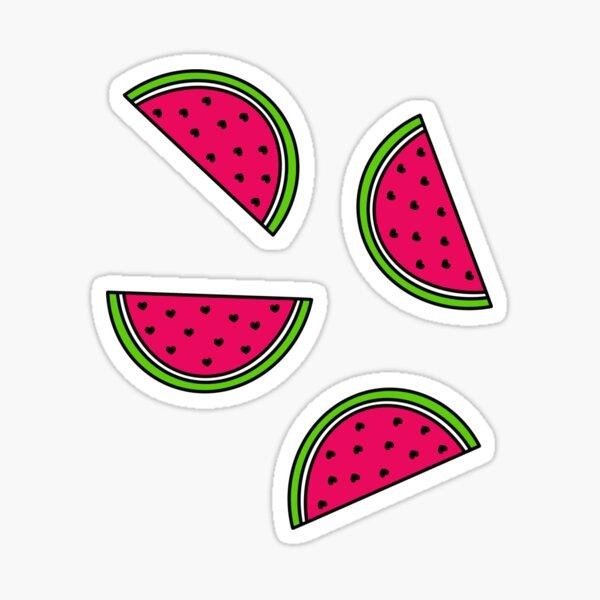 Watermelon Love Sticker
