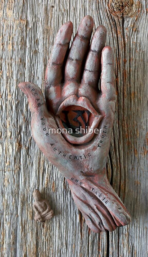 Speak Your Truth by Mona Shiber