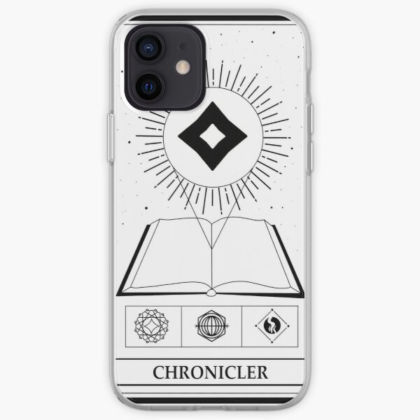 Chronist iPhone Flexible Hülle