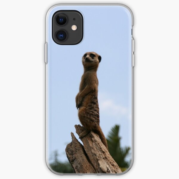 Meerkat iPhone Soft Case