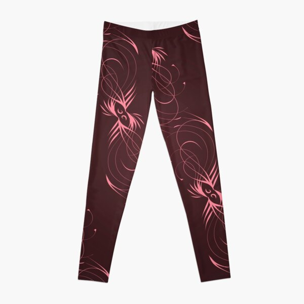 34. 2017 Digital Tile Leggings
