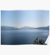The Turquoise Coast of Marmaris Turkey Poster