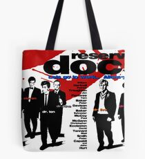 Reservoir Docs (Print) Tote Bag