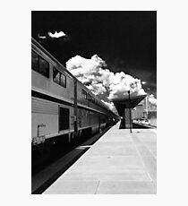 Amtrak Photographic Print