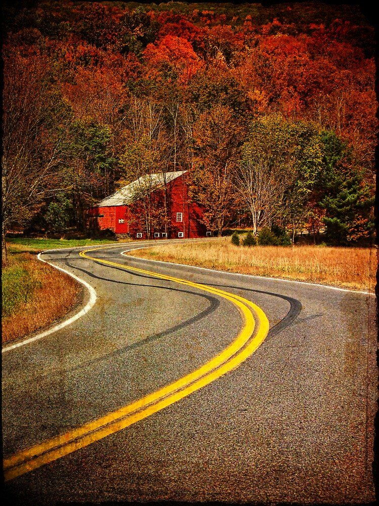 Long and Winding Road by PineSinger