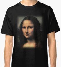 Da Vinci - Mona Lisa Classic T-Shirt