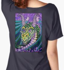 dragon close up (large) Women's Relaxed Fit T-Shirt