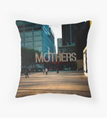 Mothers - Museum of Contemporary Art Throw Pillow