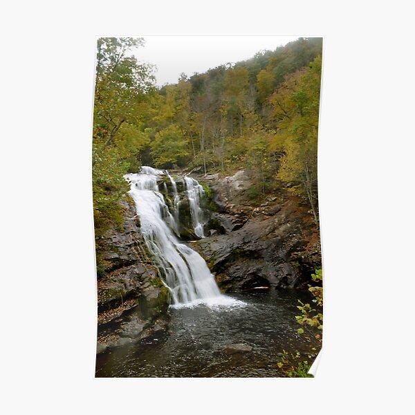 Bald River Falls TN Poster