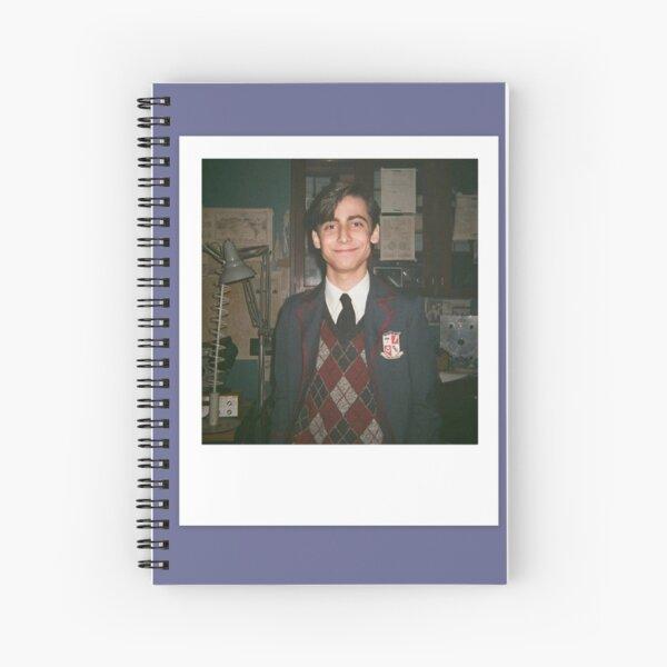 Polaroid de Aidan Gallagher Cuaderno de espiral