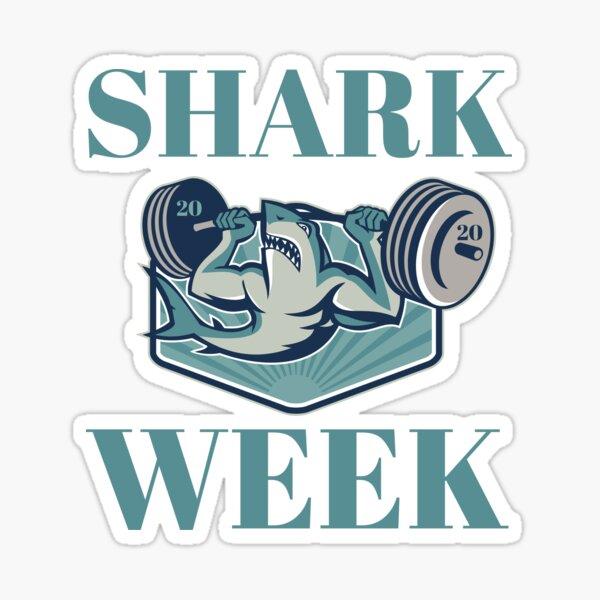 Shark week 2020  Sticker