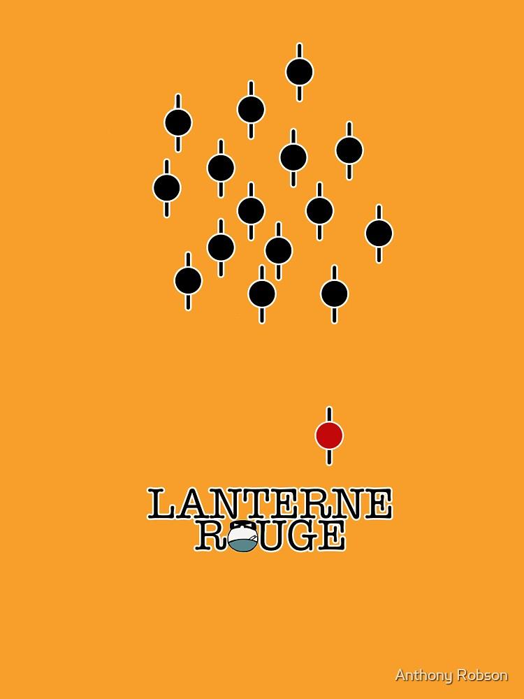 Lanterne Rouge | Unisex T-Shirt