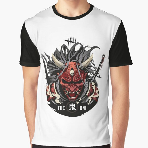 The Oni - Dead by Daylight Killer T-shirt graphique