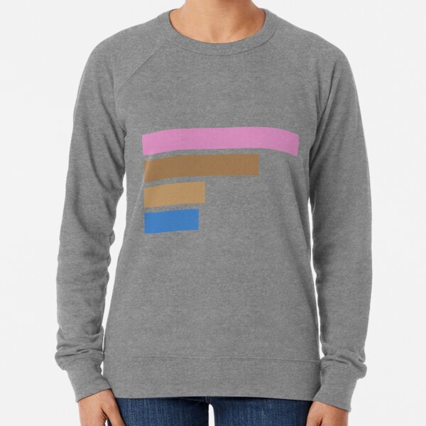 Ice Cream Bars Lightweight Sweatshirt