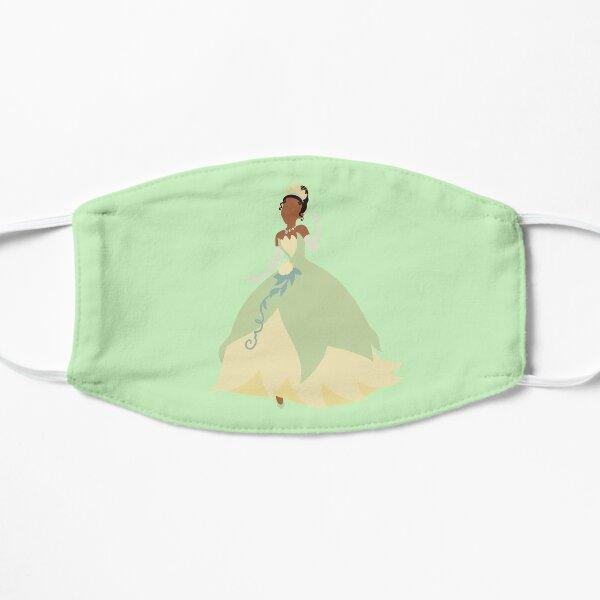 princess silhouette Flat Mask