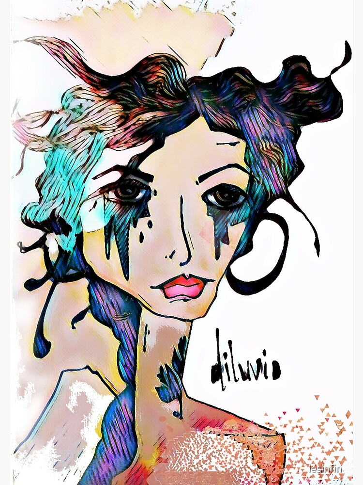 Diluvio by lesinfin