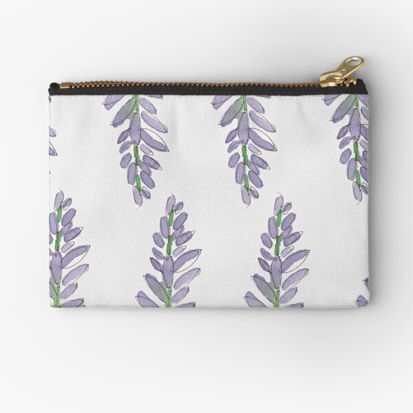 Lavender Dream Zipper Pouch