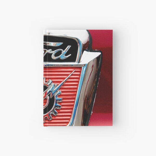 Ford Graphic Shirt 3 Hardcover Journal