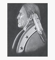 Chief Photographic Print