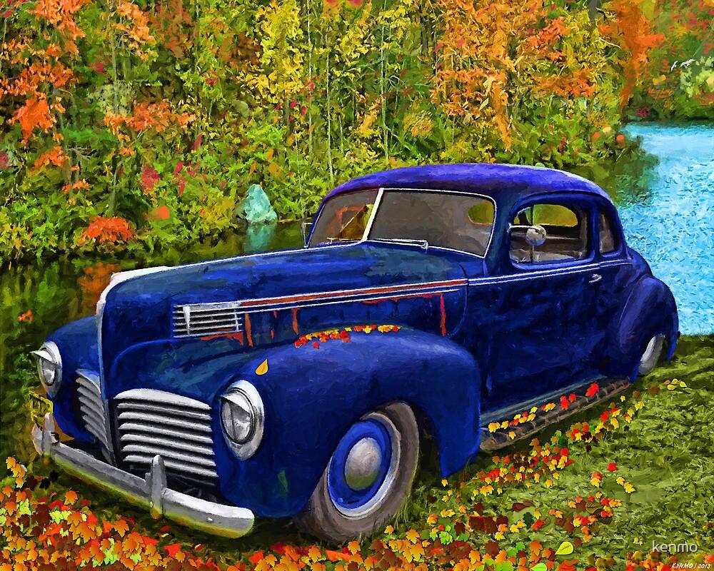 Autumn Jalopy - 1941 Hudson by kenmo