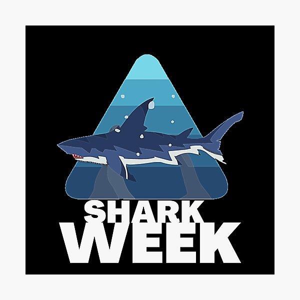 Shark week 2020  Photographic Print