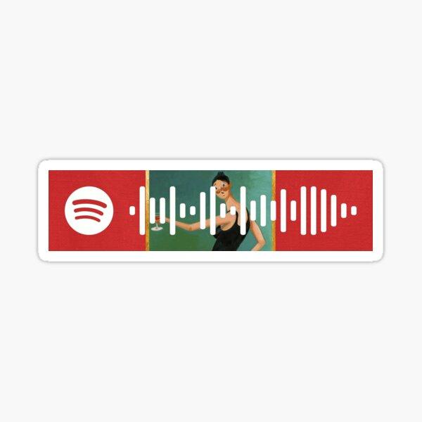 Runaway - Spotify Code Sticker