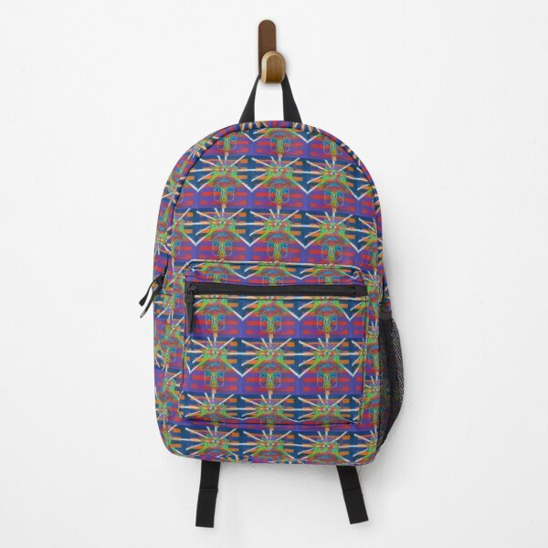 Hexagram 14-Ta Yu (Wealth) Backpack