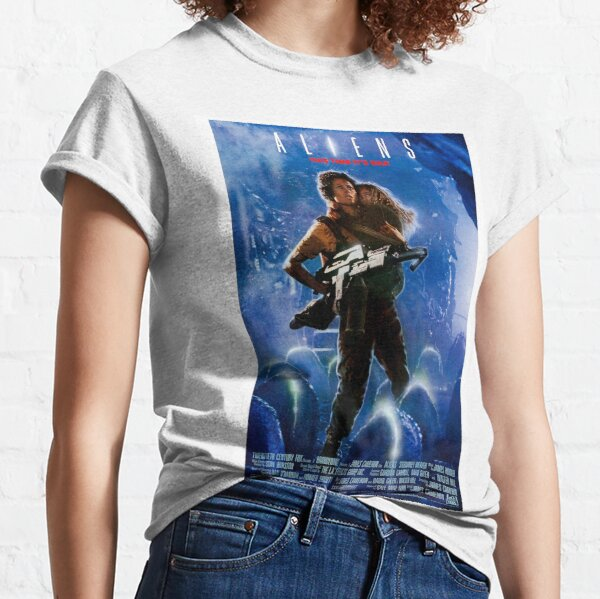 Aliens (1986) Classic T-Shirt