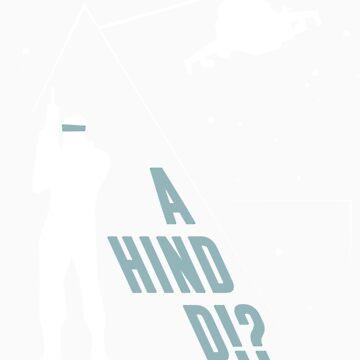 Metal Gear Solid - 'A Hind D!?' Mk.2 by ispanda