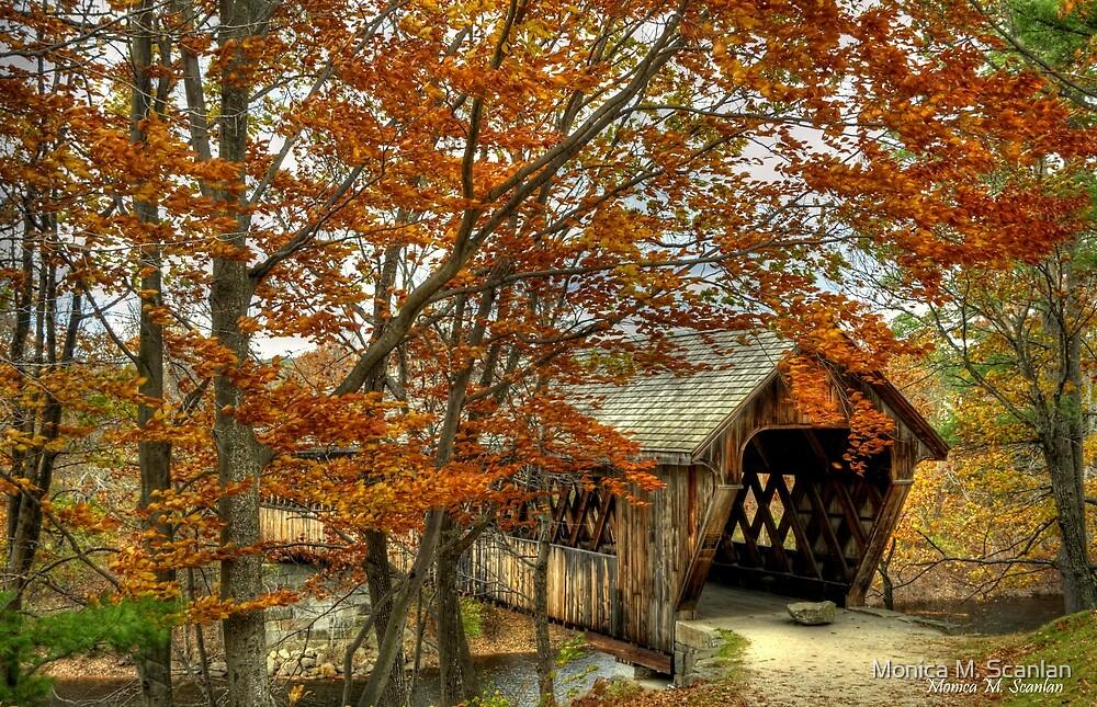 Covered Bridge by Monica M. Scanlan