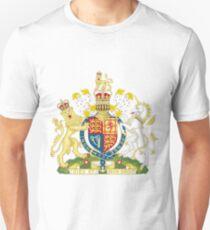 United Kindgom Coat Of Arms | SteezeFactory.com T-Shirt